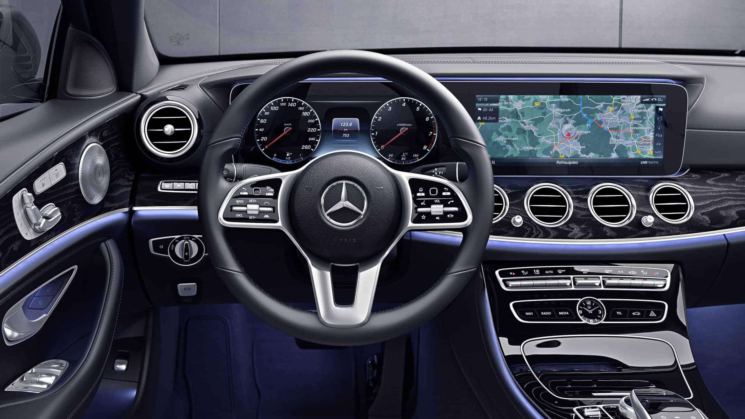 Mercedes-E220-VTC